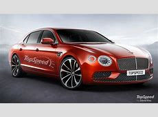 2019 Bentley Flying Spur Pictures, Photos, Wallpapers