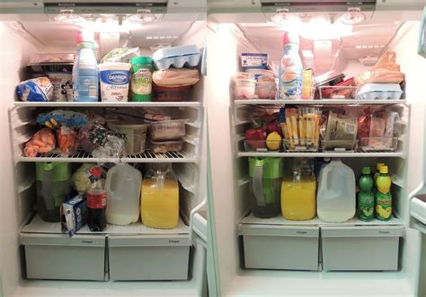 How To Organize A Very Full Refrigerator Homespot Hq Blog