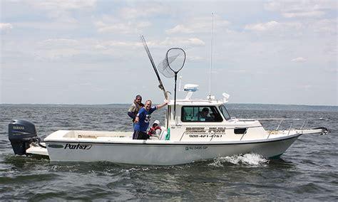 Boat Rentals Ocean County Nj by Inshore Charter Boat Reel Fun Fishing Charters In
