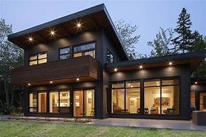 Canmore, East, Modern, Luxury, Passive, House, Living
