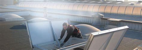 ecodis smoke ventilation systems natural lighting
