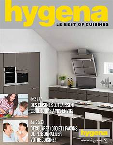 Hygena Cuisine Catalogue : catalogue hygena mai 2012 by hygena cuisines issuu ~ Melissatoandfro.com Idées de Décoration