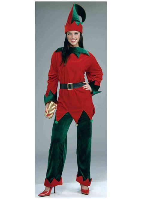 elf women costume christmas costumes