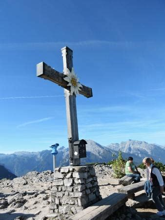 the cross at the top picture of the eagle s nest