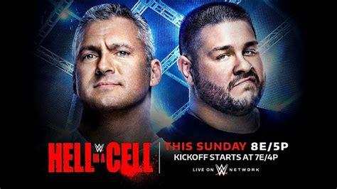 Pin on مشاهدة عرض جحيم في زنزانة WWE Hell in a Cell 2017 مترجم