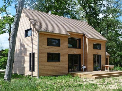 bac maisons bois construction de maisons ossature bois dans le loiret orl 233 ans la maison