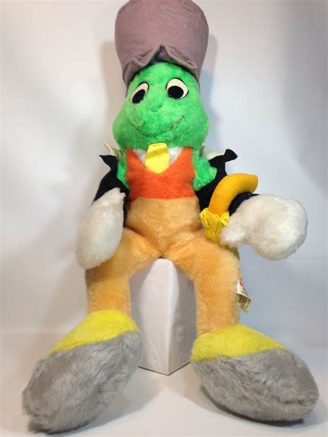 Jiminy Cricket Plush Disney Pinocchio Character JUMBO 2 FT ...