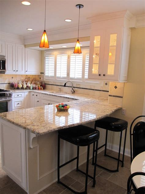 how far does the granite counter overhang the cabinet