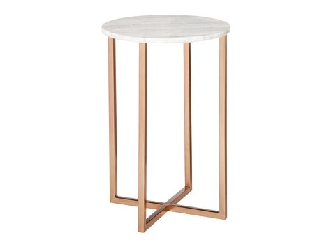 rose gold table l rose gold and marble accent table 80 hide your credit