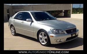 2001 Lexus Is300 Front Passenger Side