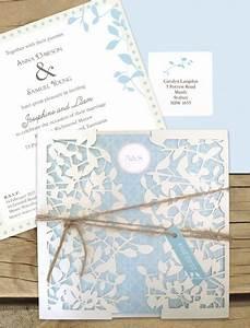 leafy affair milk laser cut invitation online australia With laser cut wedding invitations online australia