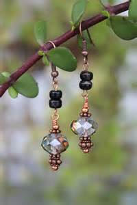 Handmade Copper Wire Wrapped Jewelry