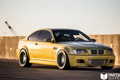 Bmw E46 Parts by Yellow E46 M3 Ess Tuning 575hp Supercharger Kit