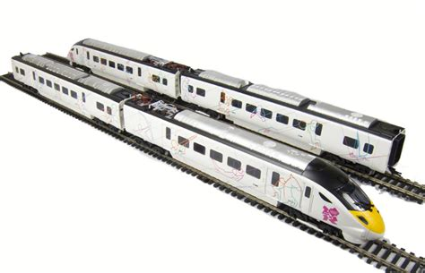 Hattonscouk  Hornby R1148 London 2012 Train Set With