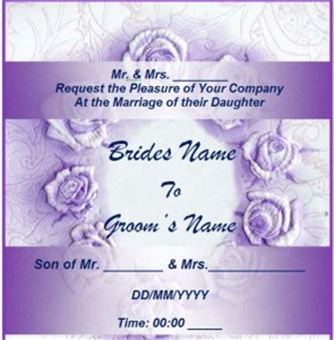 wedding invitation template  wedding invitation