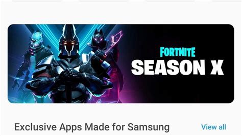 install fortnite  android mobile devices shacknews