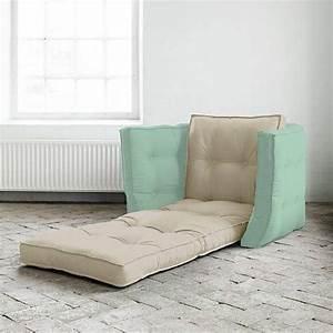 Fauteuil Deux Places : lofty fauteuil futon convertible en lit nordic design ~ Teatrodelosmanantiales.com Idées de Décoration