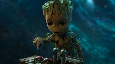 The Official Baby Groot Character Poster Is Here To Make
