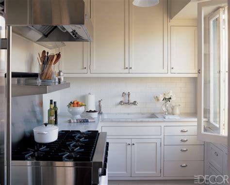 Small Kitchen Ideas   Transitional   kitchen   Elle Decor