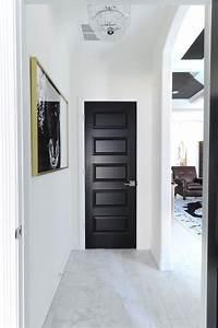 Peindre Un Couloir : repeindre un couloir peinture laque pour cuisine dans ce ~ Dallasstarsshop.com Idées de Décoration
