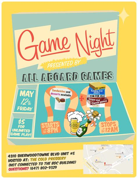 All Aboard Game Night  Event  Mississauga  Insaugacom. Template For Marketing Plan. Anti Cyber Bullying Poster. Graduation Thank You Quotes. Red Carpet Invitation Template. Halloween Free Online. T Shirt Template Vector. Facebook Cover Page Template. Dora The Explorer Birthday