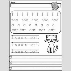 Handwriting Practice For Kindergarten Or Struggling Writers  All Kindergarten @tpt Pinterest