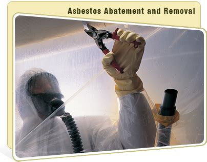asbestos removal nj  asbestos inspection serving