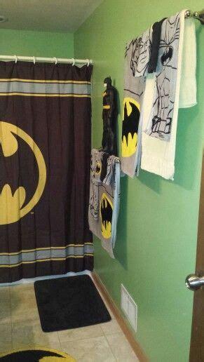 Batman Bathroom Sets by 25 Best Ideas About Batman Bathroom On Batman
