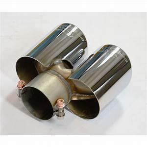 Embout Echappement Double : embout double rond 90 mm porsche supersprint embouts ~ Voncanada.com Idées de Décoration