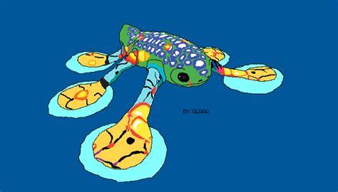 pixilart infected hoverfish    zygarde omg