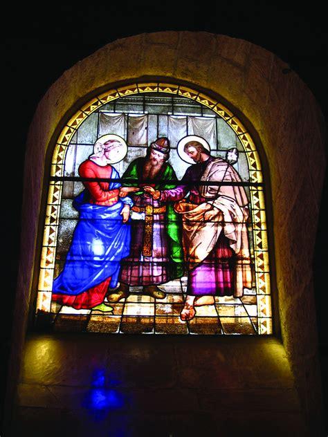 saint joseph church nazareth israel saint marys press