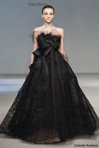 black wedding dress niche white bridal loft With vera wang black wedding dress