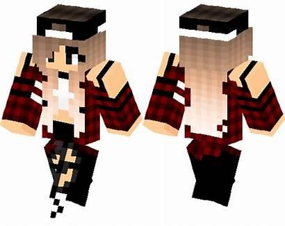 Minecraft Skin Cool Tomboy Skins Hub Minecrafthub