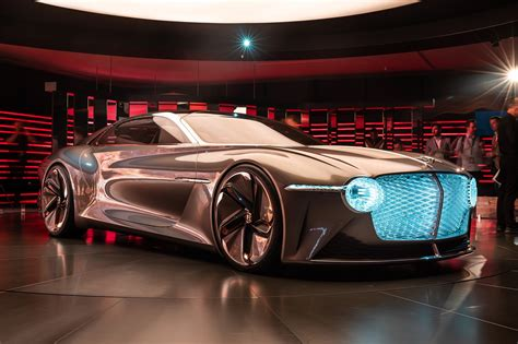 bentley exp 100 gt concept new pictures from pebble car magazine
