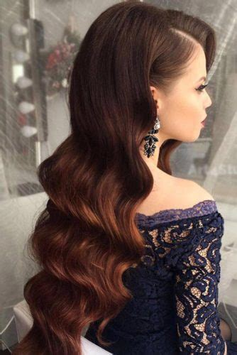 perfect prom hairstyles      queen