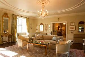 Nor Tor, 1920s estate - Traditional - Living Room - New