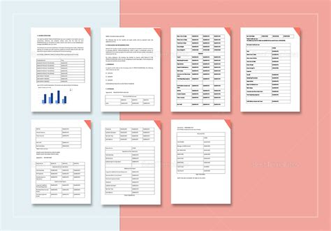 Short Business Report Template Image Collections