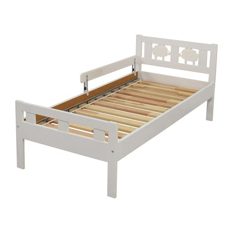 77% Off  Ikea Ikea Critter Toddler Bed Beds