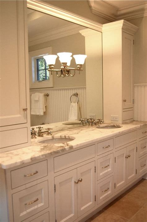 bathroom cabinets designs bathroom vanity ideas this custom vanity has has two 15