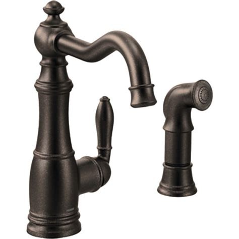 moen s72101orb weymouth rubbed bronze one handle high