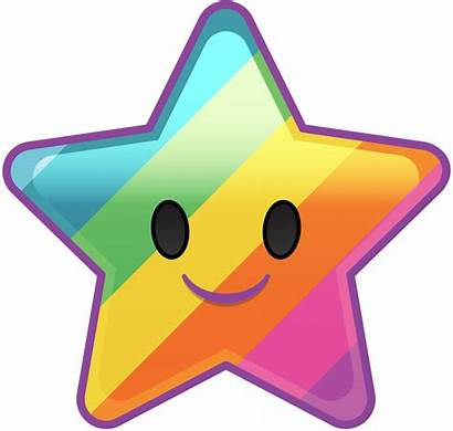 Emoji Star Blitz Clipart Disney Multicolor Transparent