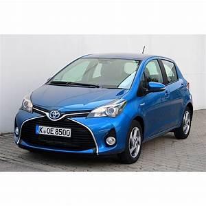 Essai Toyota Yaris Hybride : essai toyota yaris hybride 100h ufc que choisir ~ Gottalentnigeria.com Avis de Voitures