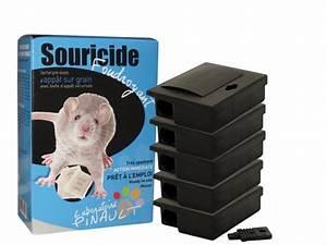 Produit Pour Tuer Les Souris : poison souris foudroyant 5 boites s curis es ~ Melissatoandfro.com Idées de Décoration
