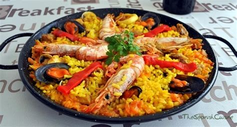 cuisine paella food some of s best cuisines kingdom of