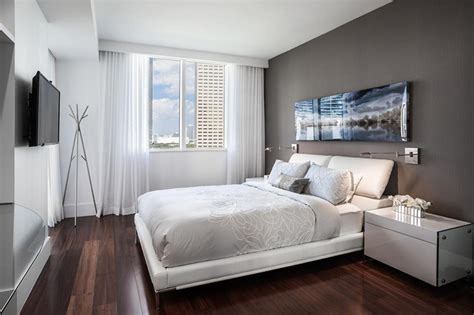 bedroom ideas 22 stunning and neat white condo bedrooms home design lover condo