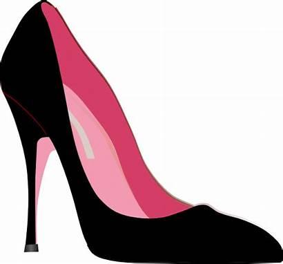 Heels Shoe Stiletto Shoes Pink Clipart Stilettos