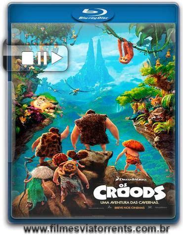 baixar os croods 2013 filme completo dublado 720p