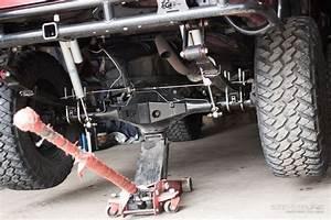 Toy Grappler  Tacoma Chromoly Axleshaft Upgrade