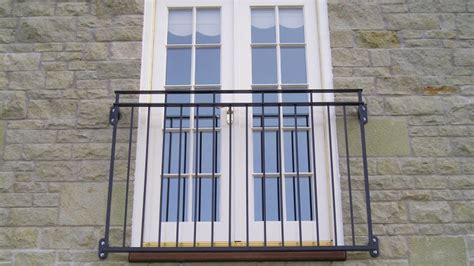 Dormer With Balcony by Juliet Balcony Features And Benefits Alpha Rail