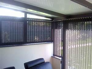 veranda store et volet roulant leur fonction en With store interieur lamelles verticales